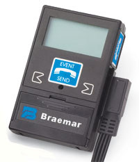 Braemar ER920 Loop Event Recorder