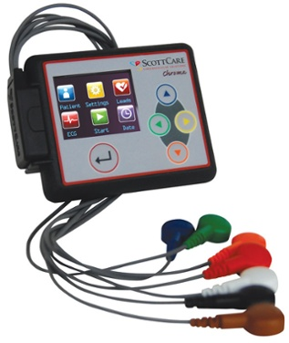 Chroma Holter Monitor by Scottcare