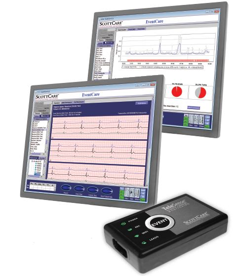 Wireless Loop Recorder Receiving Station